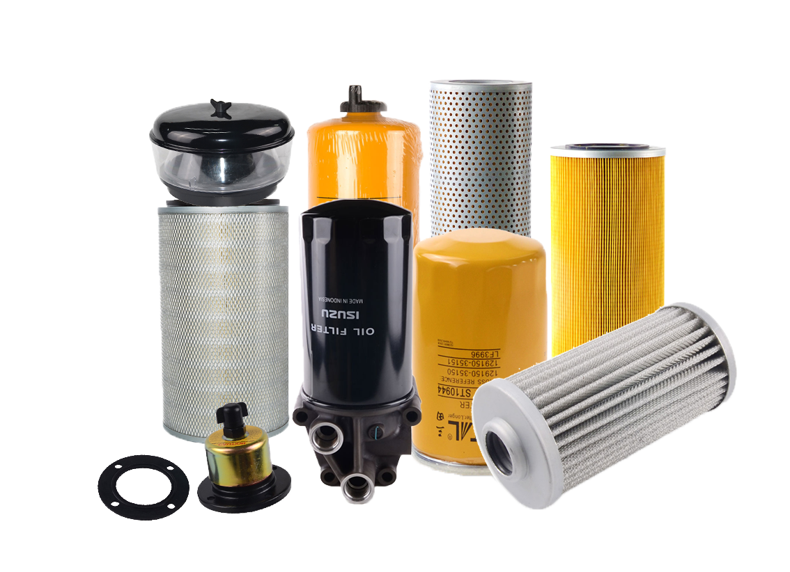 Top 3 filters manufacturers/suppliers in Cambodia for CAT312 CAT320 CAT320D