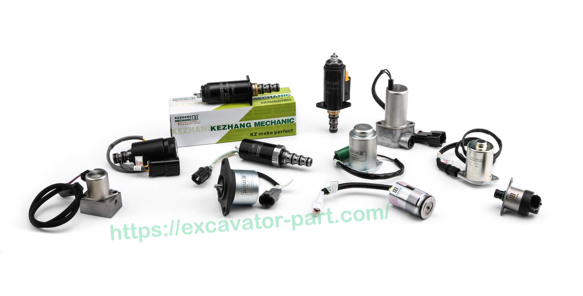 Top 4 solenoid valve manufacturers/suppliers in Cambodia kz cat 320 excavator