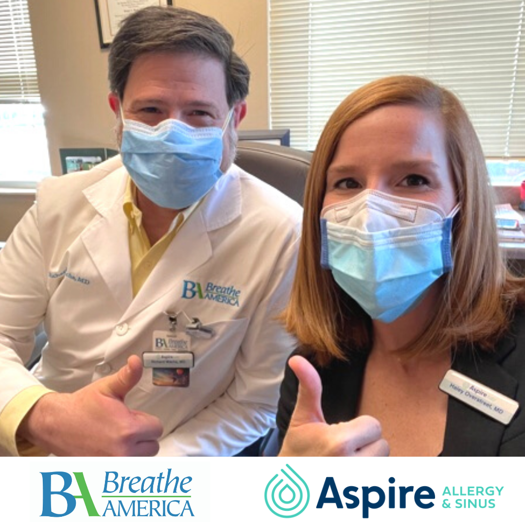 National Allergy and Sinus Group, Aspire Allergy & Sinus, Acquires Albuquerque's Breathe America