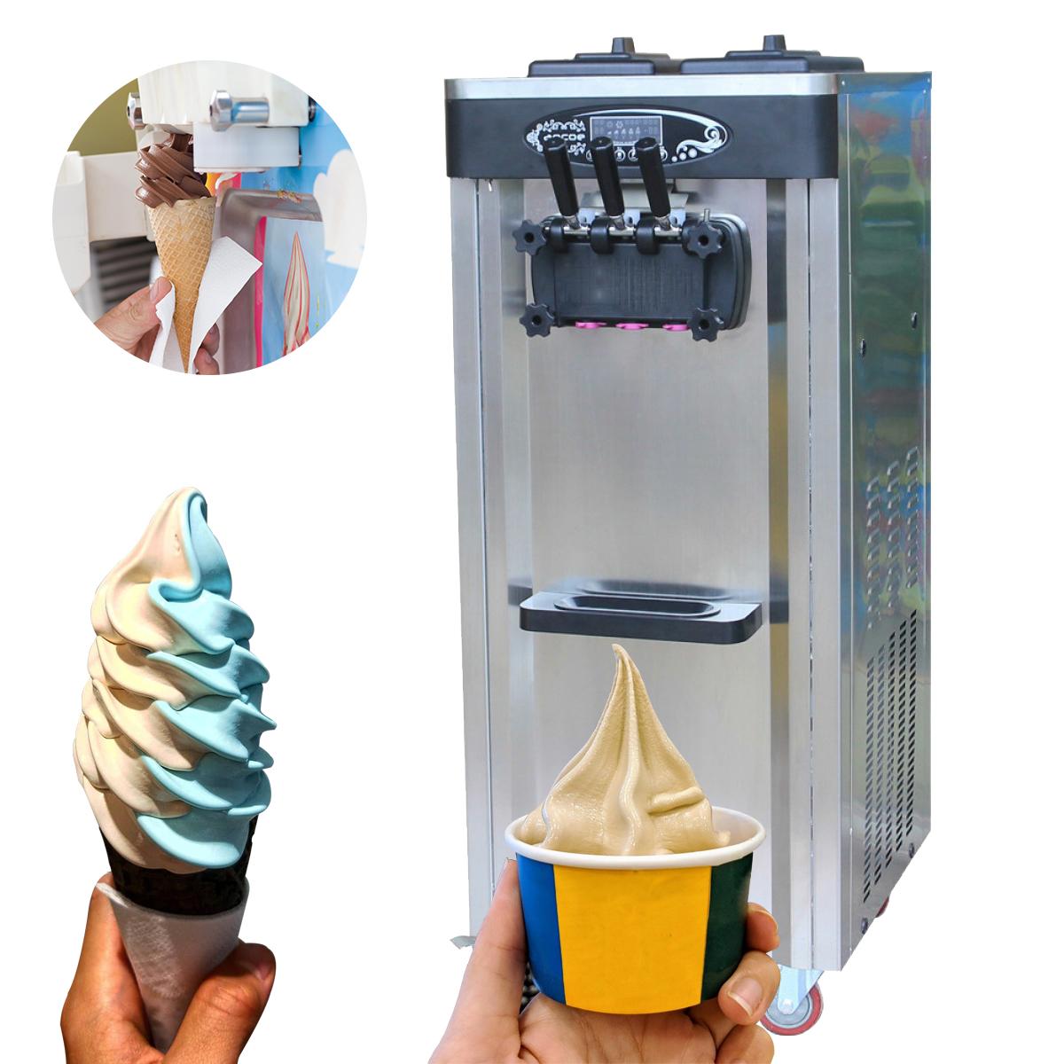 Soft Ice Cream Machines Market is in huge demand : Electro Freeze, Carpigiani, Taylor, Stoelting, Donper