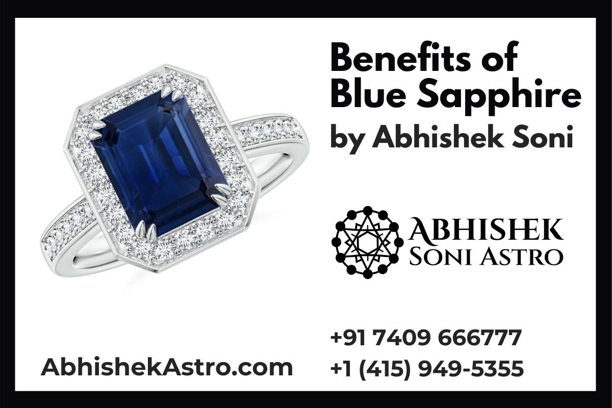 Benefits Of Wearing a Gemstone by Abhishek Soni