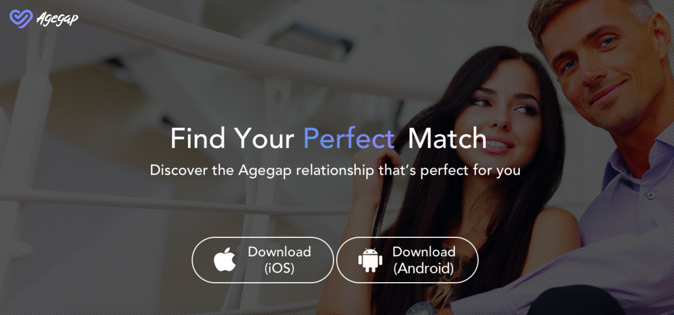 Age Gap Launches Their Age Gap Dating App For Ageless Relationships