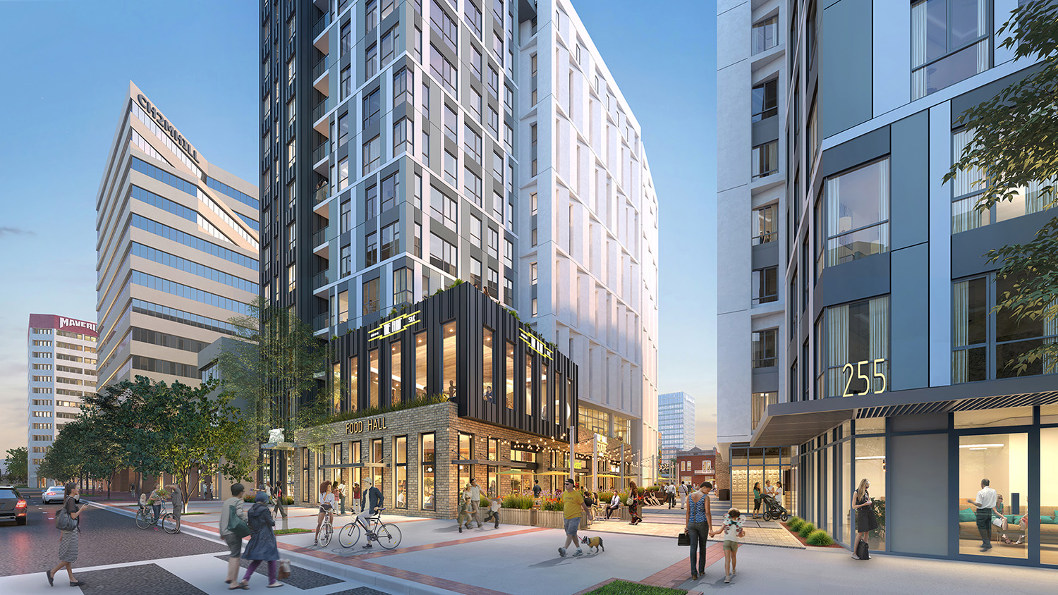 New Mixed-Use, Mixed-Income Development Under Construction Will Bring New Vitality to Downtown Salt Lake City