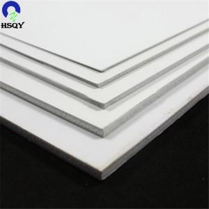 The Basic Information Of PVC Foam Sheet
