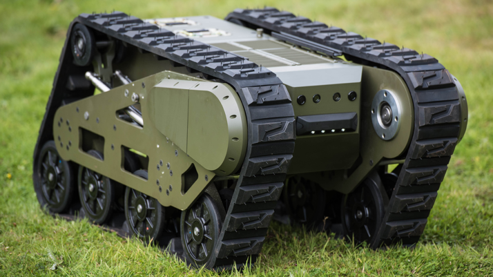 Unmanned Ground Vehicle Market Next Big Thing | Major Giants- Armtrac, Oshkosh, Lockheed Martin