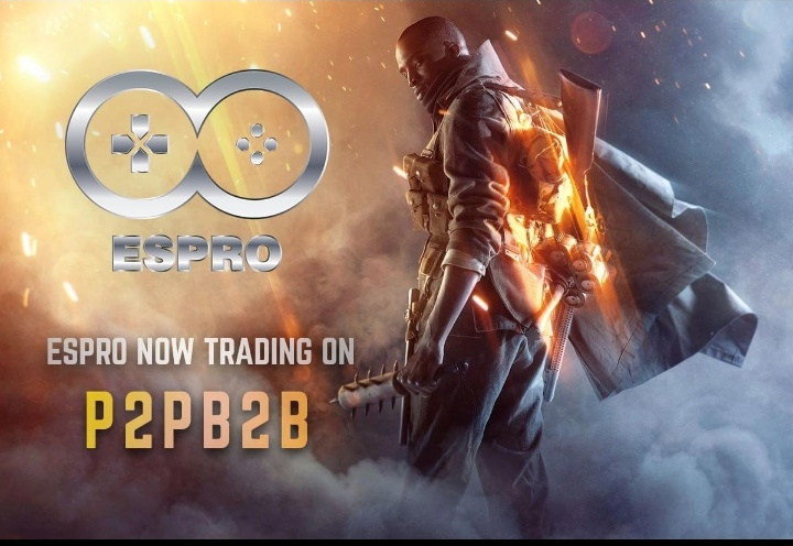 EsportsPro Launches A New Gaming Sponsorship Platform And ESPRO Token