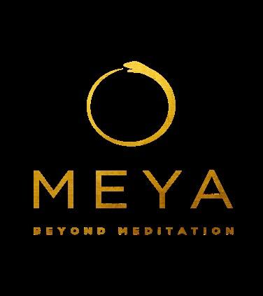 MEYA APP, fusing electronic house music and meditation