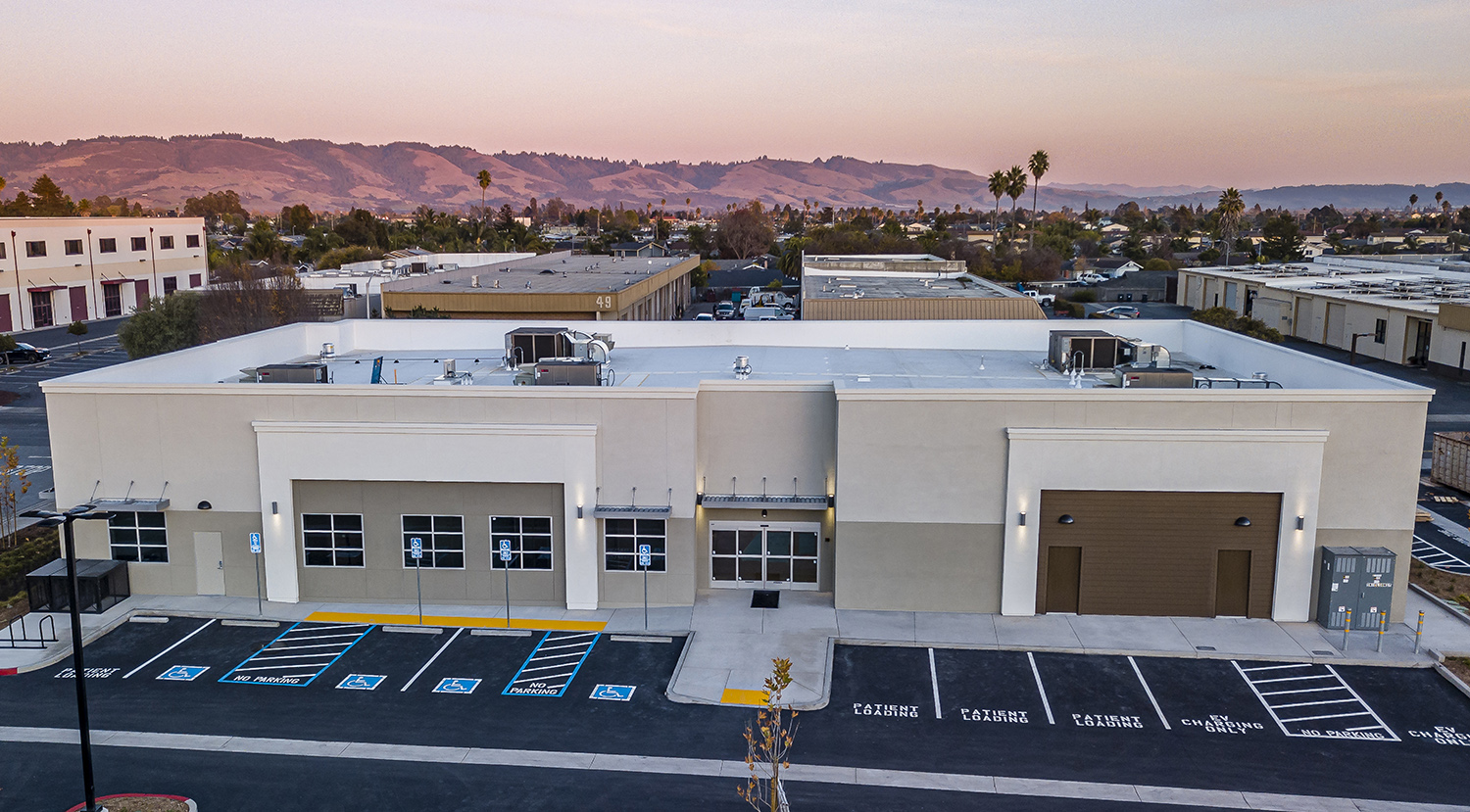 Meridian Sells New Construction 11,424 SF Dialysis Clinic in Watsonville for $6.7 Million