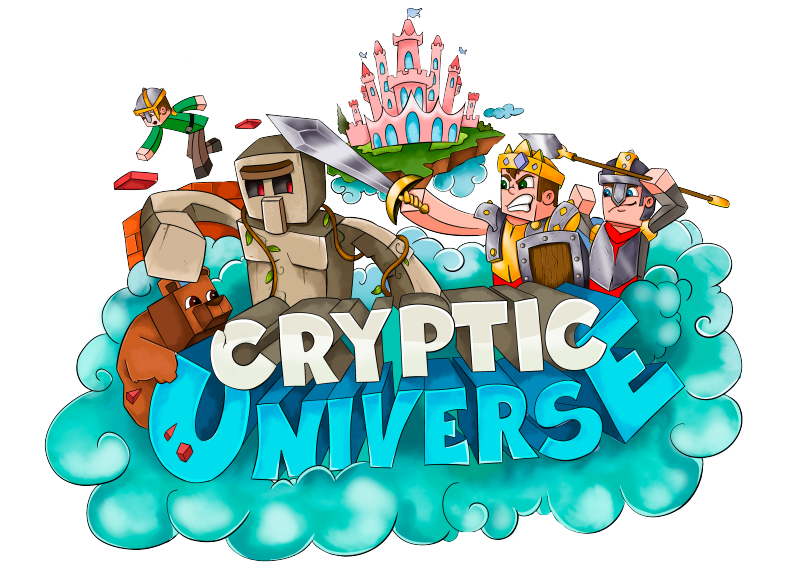 Cryptic Universe, A Minecraft Survival Server Featuring Various Intricately Designed Features
