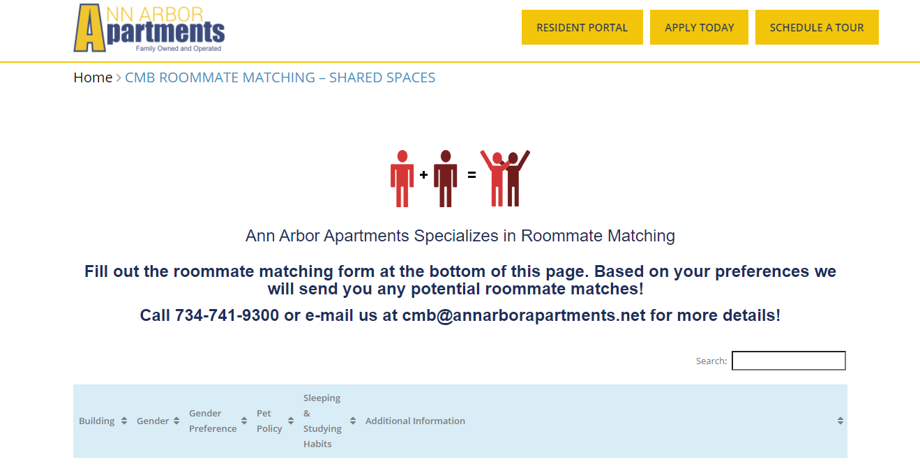 AAA Roommate matching services now enhanced for quick and reliable results