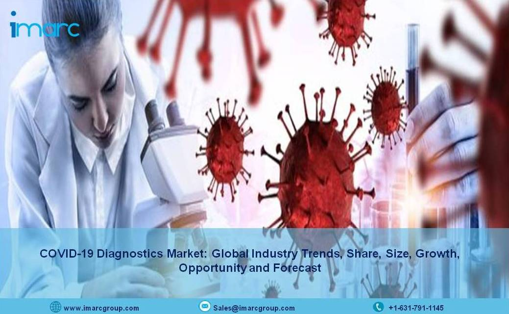Global COVID-19 Diagnostics Market Size, Share, Trends, Growth Analysis and Research Report 2021-2026 - IMARC Group