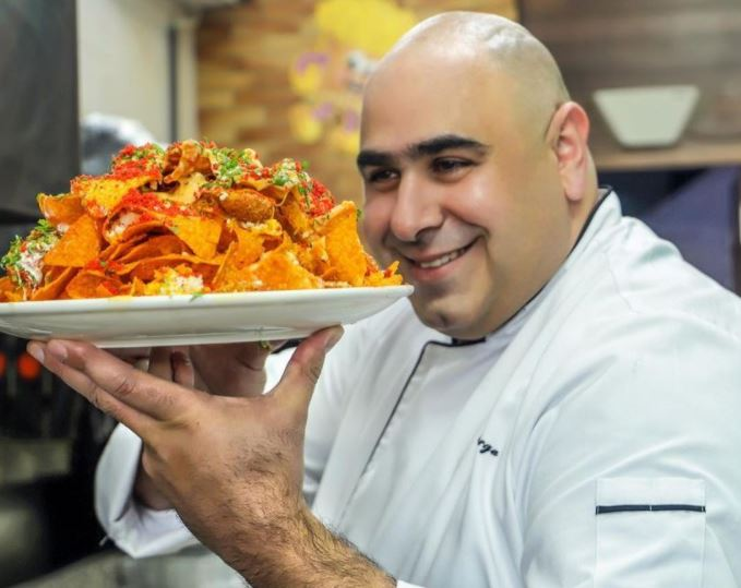 Why Chef George Ghrayeb is listed as one of the Top Chefs