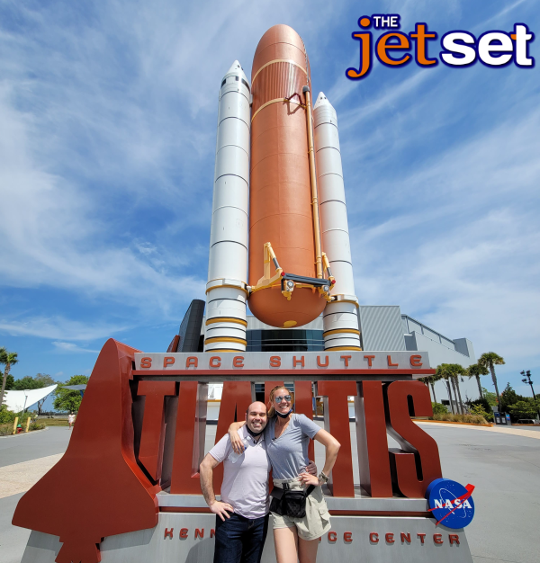 Bobby Laurie, Nikki Noya and Juan Albarran of The Jet Set Are Ready for Liftoff
