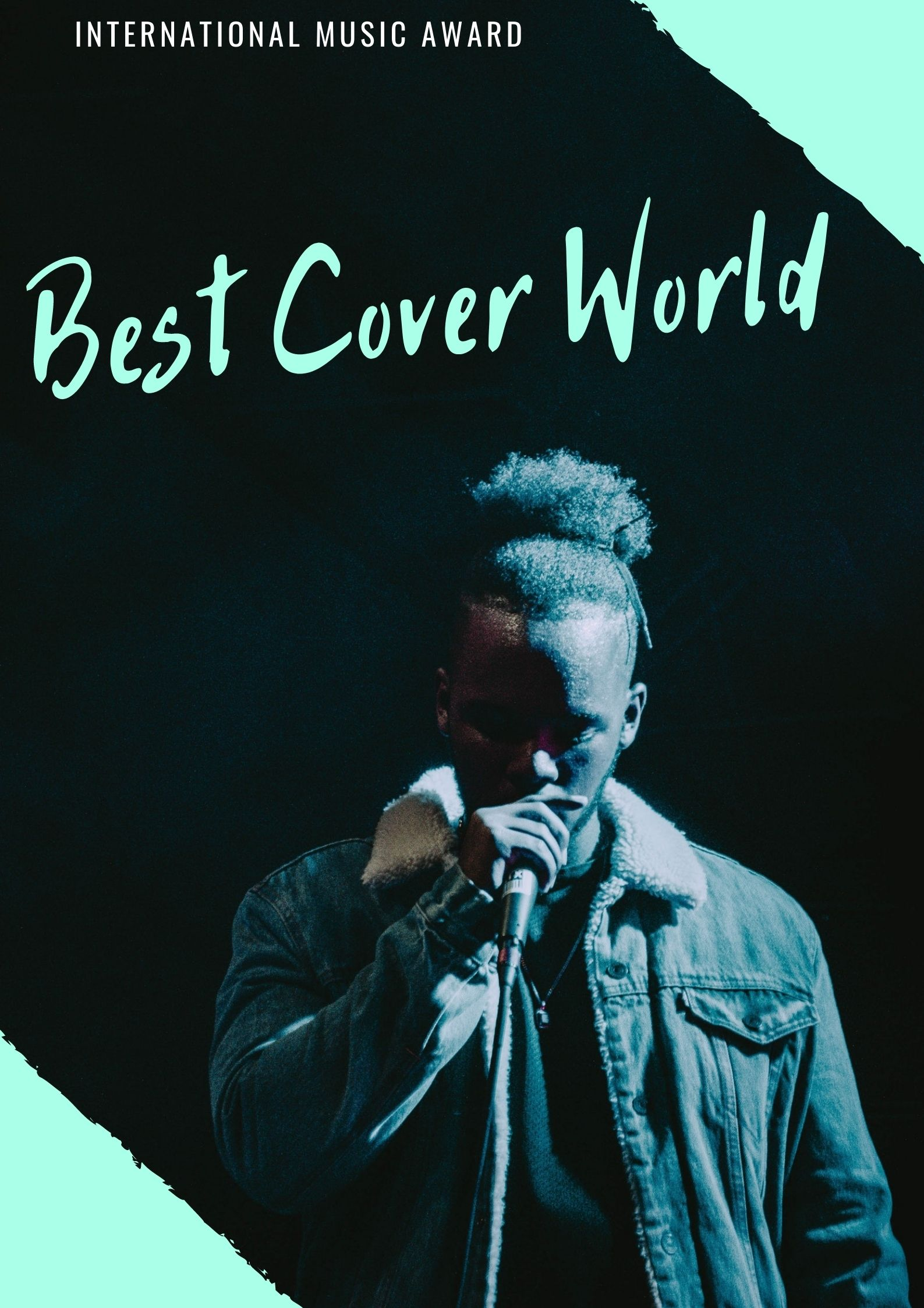 "International Music Award ""Best Cover World"""