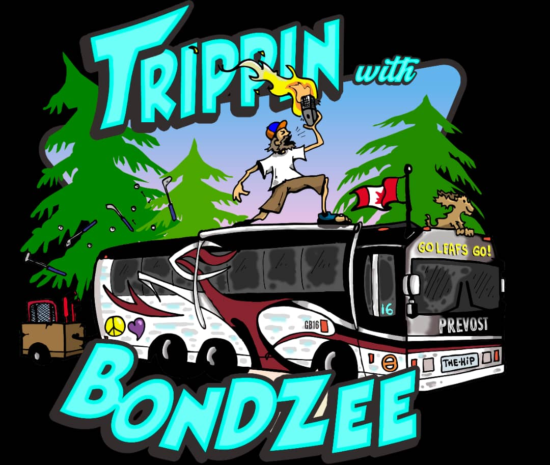 Canadian Greg Bond Launches The Trippin With Bondzee Tour After Lockdown