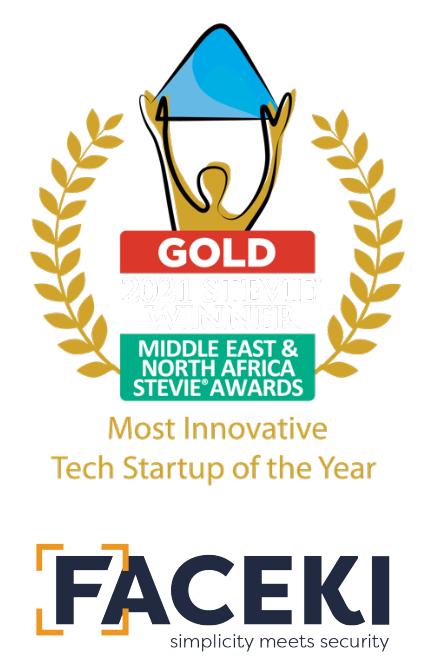 Faceki Wins Gold Stevie® Award In 2021 Middle East & North Africa Stevie Awards