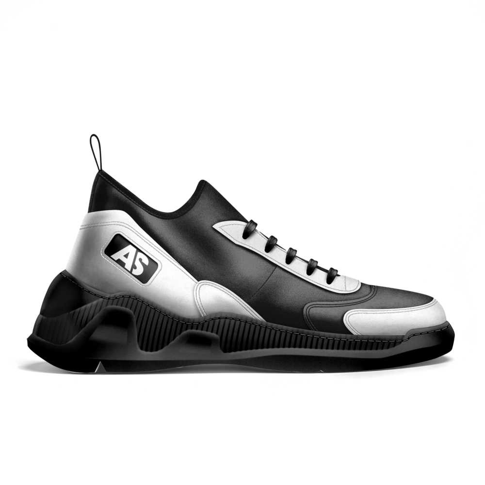 Custom Italian shoes now available in sneaker design