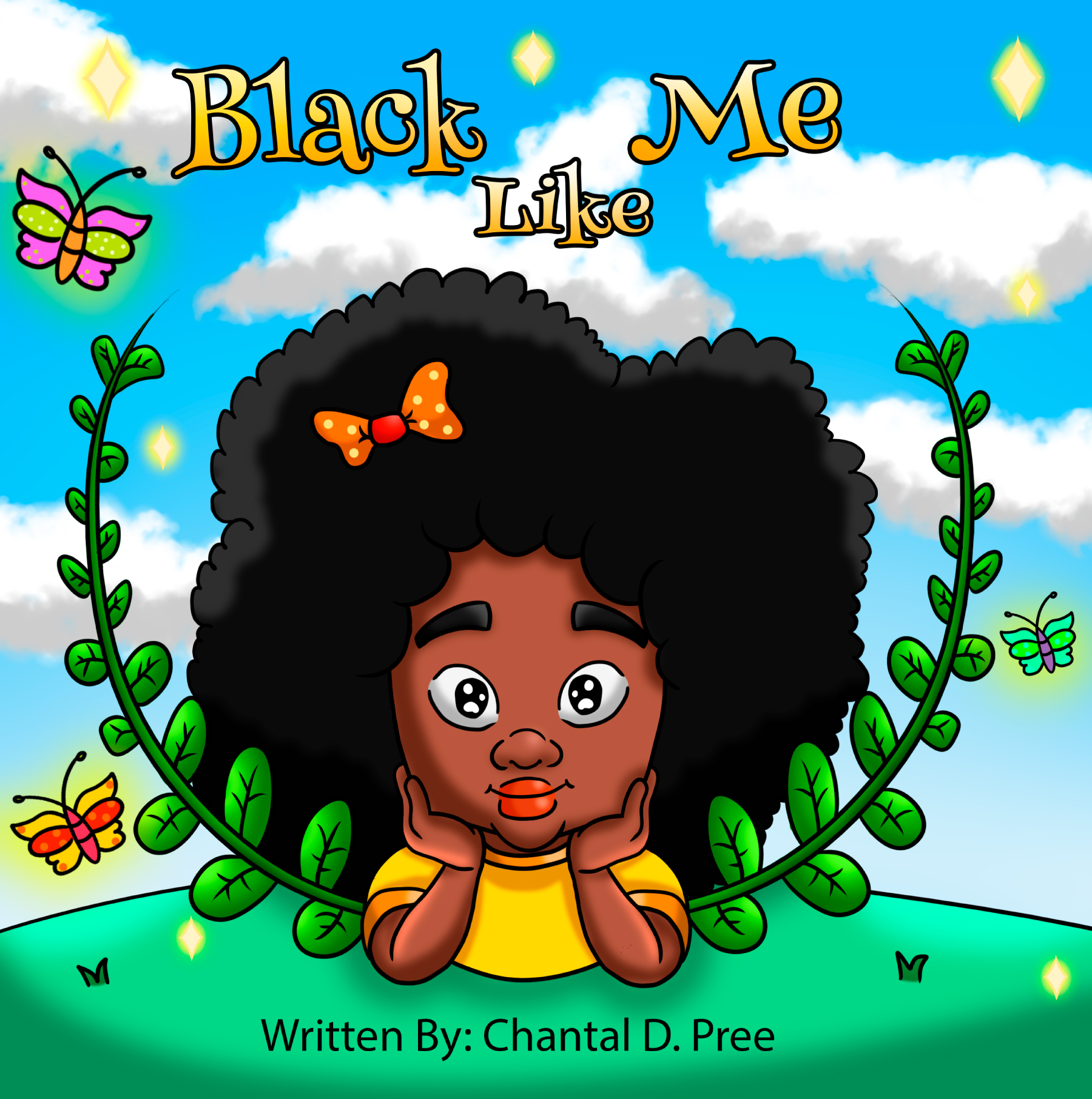 "Black Mom Soothes Minority Kids With New Book, ""Black Like Me"""