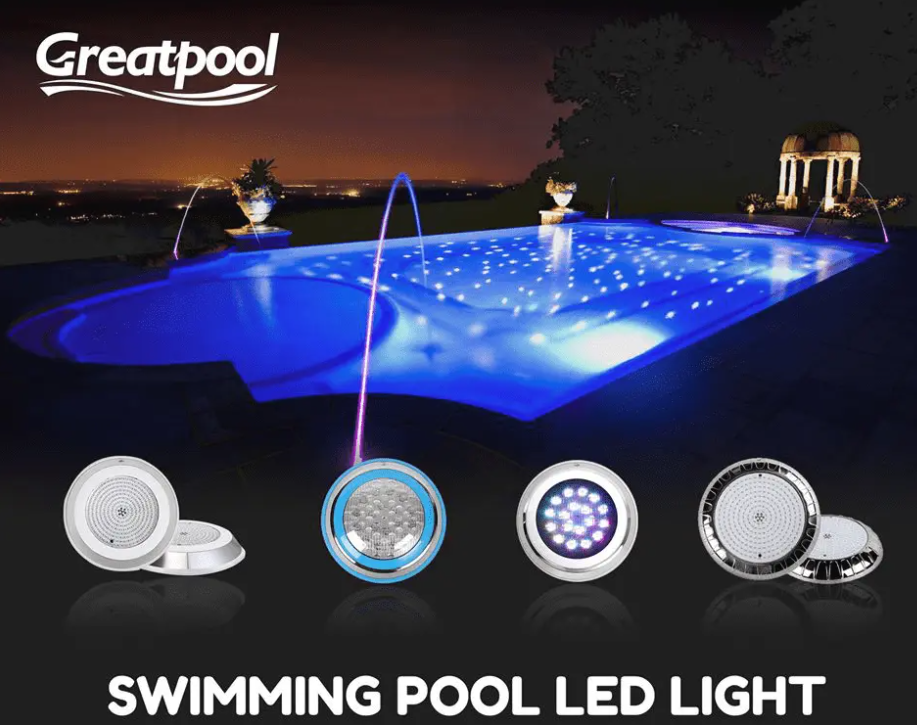 How To Choose The Right Swimming Pool Lights?