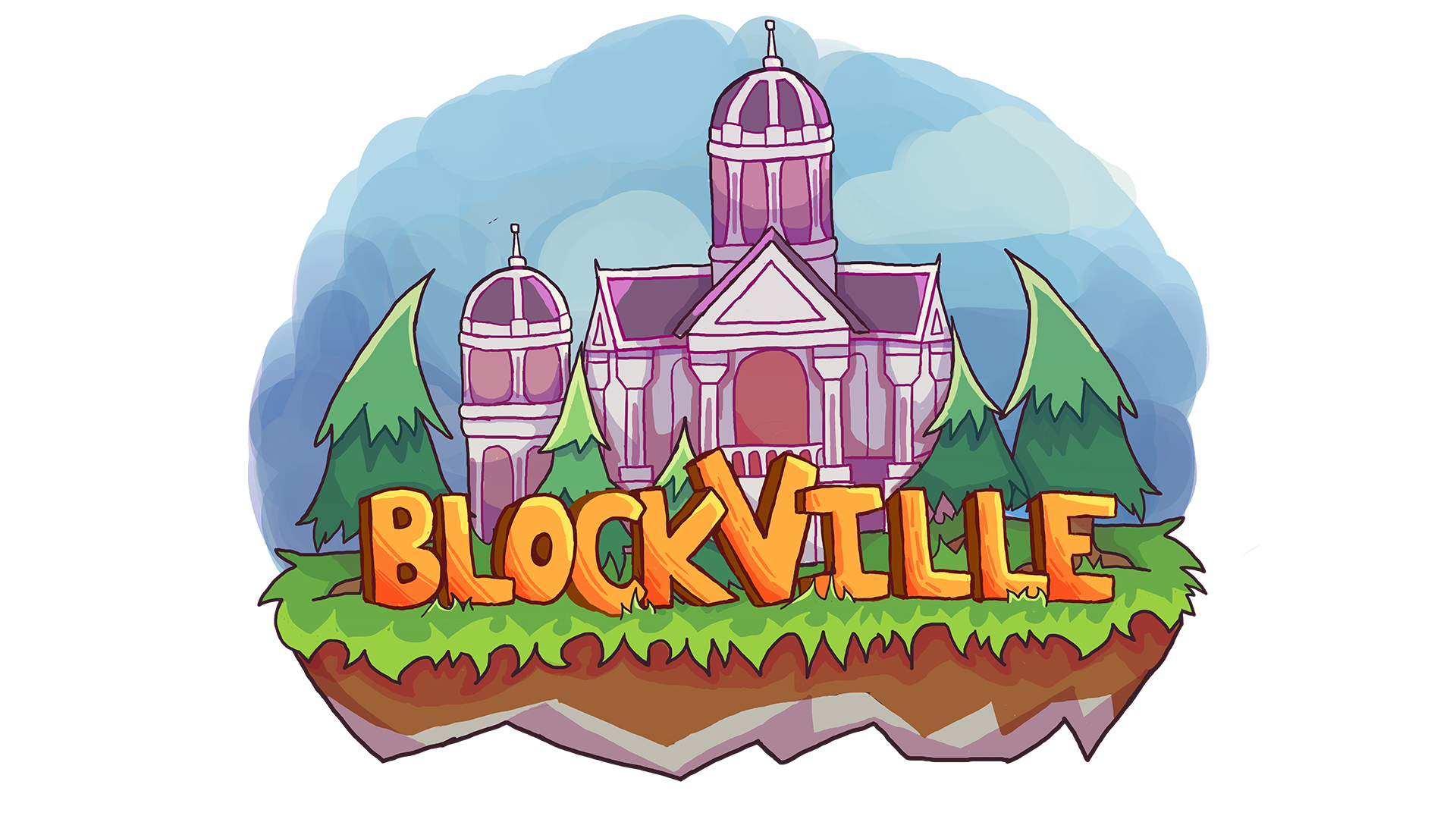 Blockville Network - The Minecraft Network with All Time Favourite Game Modes