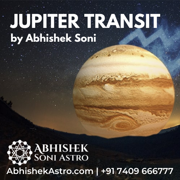 Transit of Jupiter in 2021 - Effects on all Zodiac Signs and Guidance by Abhishek Soni