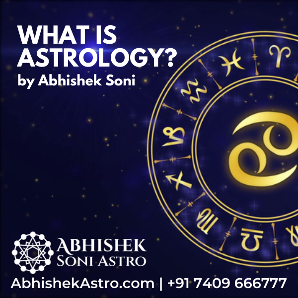 Astrologer Abhishek Soni Explains What Is Astrology