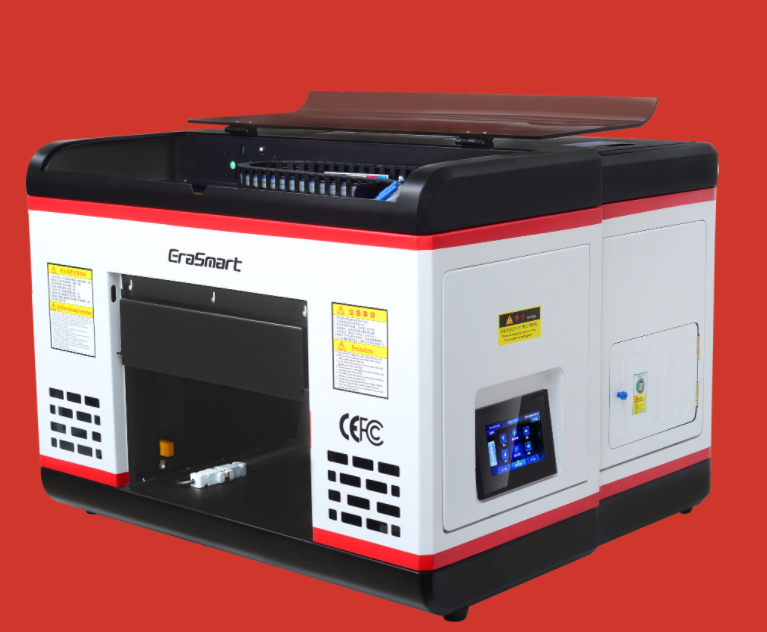 EraSmart offers an innovative t-shirt printing machine to benefit people who wish to start their own t-shirt printing businesses
