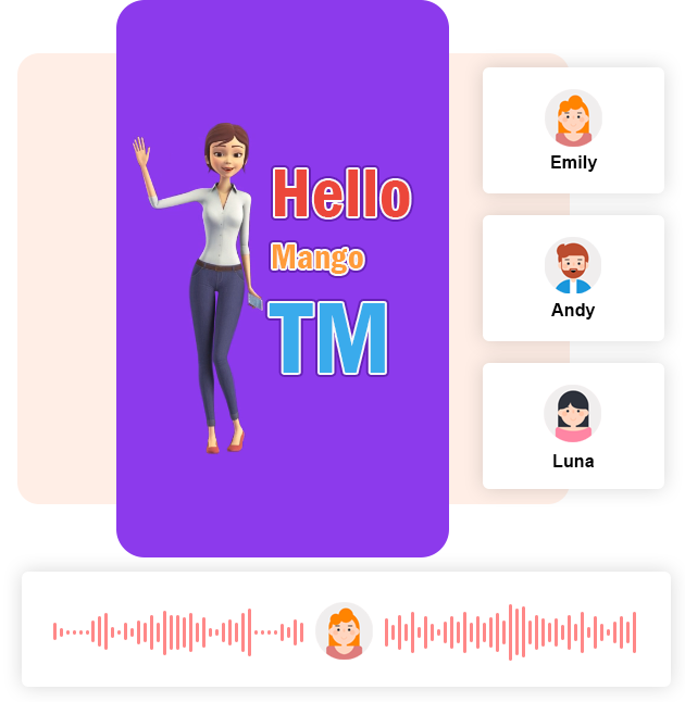 Mango Animate Text Video Maker Will Convert Text to Video Online Easily