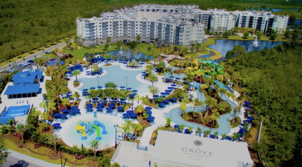 Ideal Homes Uncovers High Value Residential and Commercial Properties In the Grove Resort