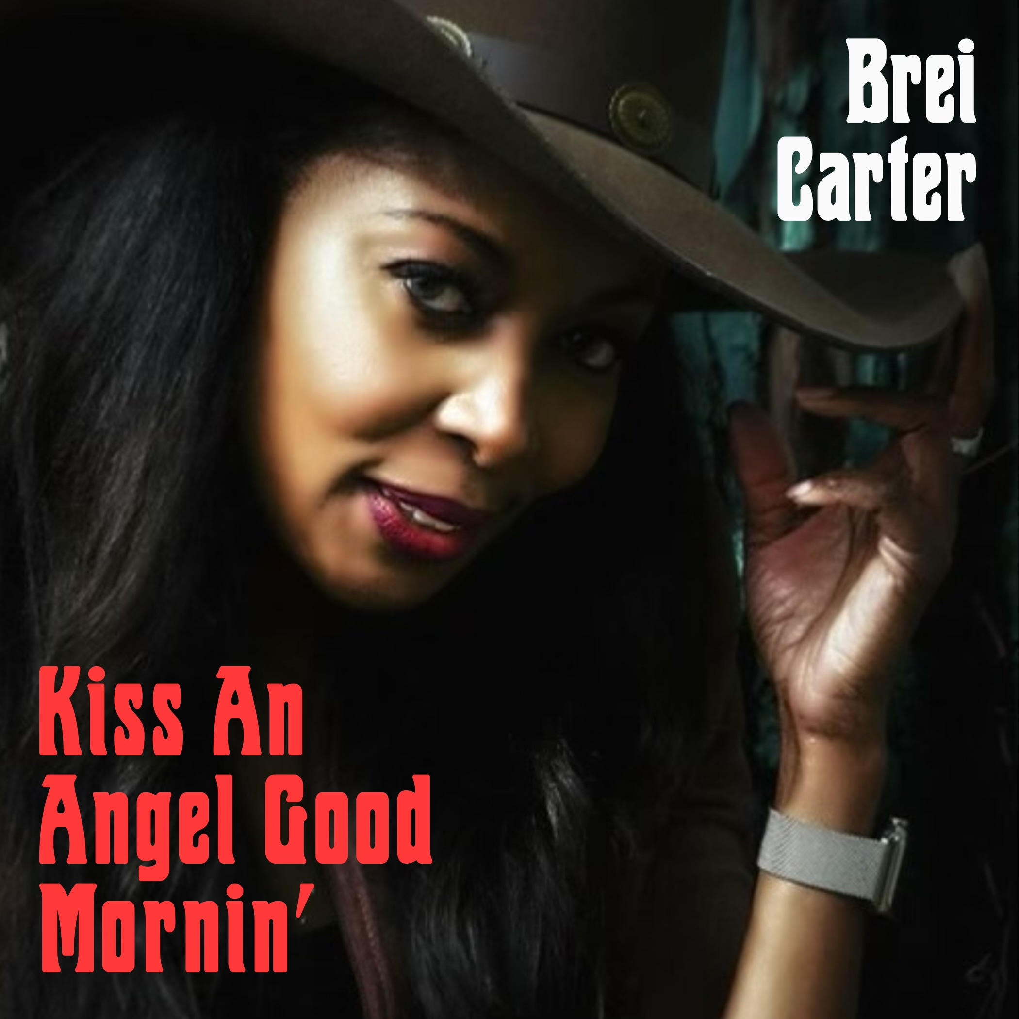 "Brei Carter To Release Charley Pride Tribute Single ""Kiss An Angel Good Morning"" Worldwide On Friday April 16th, 2021"