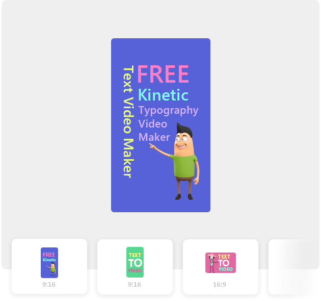Mango Animate Will Launch a Text to Video Maker for Kinetic Typography Videos