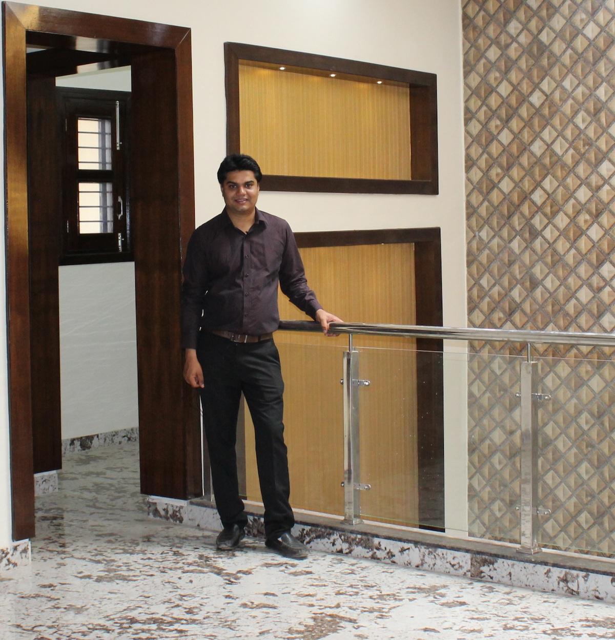 Anshul Bansal - Top Real Estate Influencer Property Guru of India