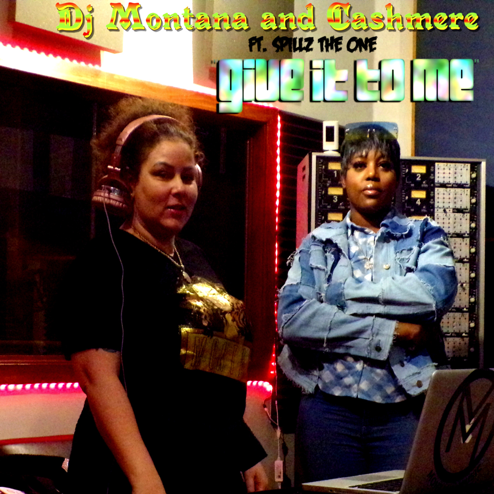 """In Honor of Women's History Month S.L.U.G.N the Magazine Presents New Single, """"Give It To Me"""""""