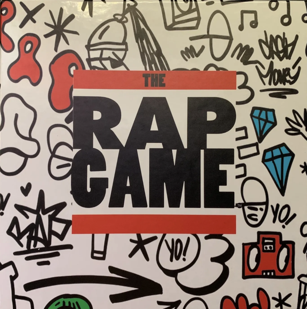 Man Launches Launches First-Ever HipHop Themed Board Game, The Rap Game