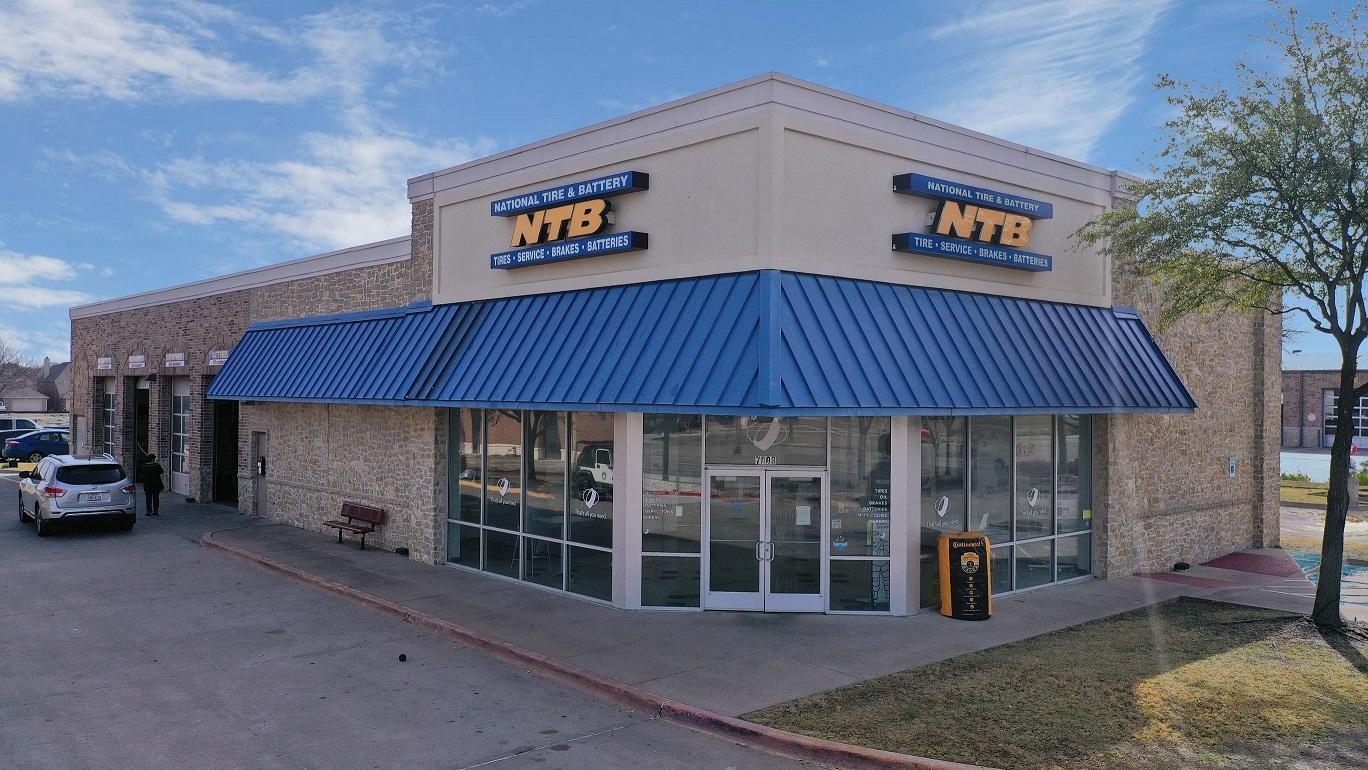 The Boulder Group Arranges Sale of Net Lease National Tire & Battery Property