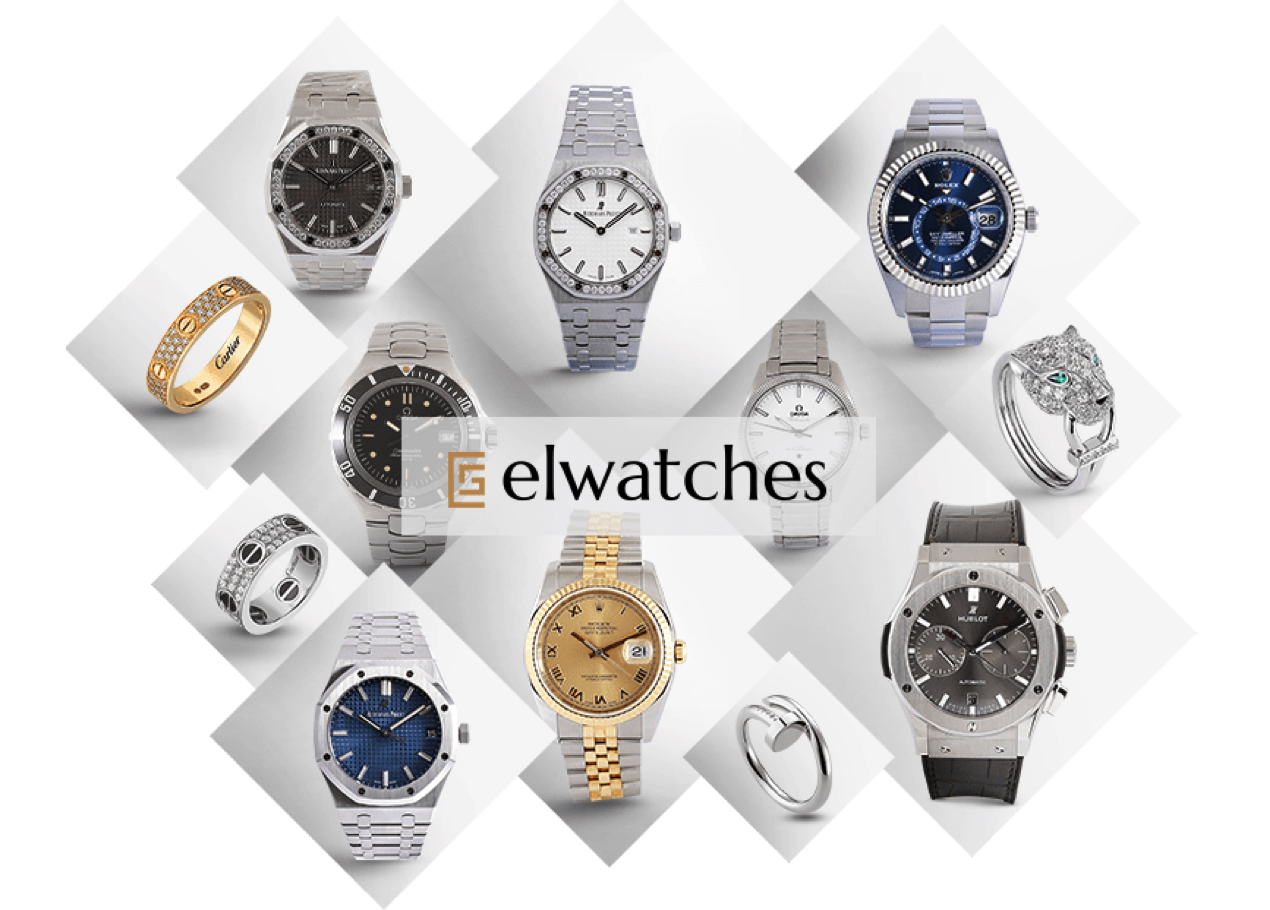 Elwatches company opens a new direction of watch pawnshop