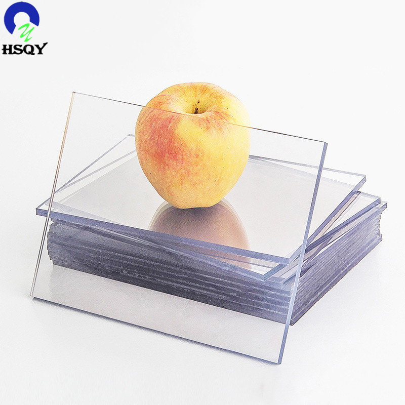 The Basic Information and advantages of Acrylic Sheet