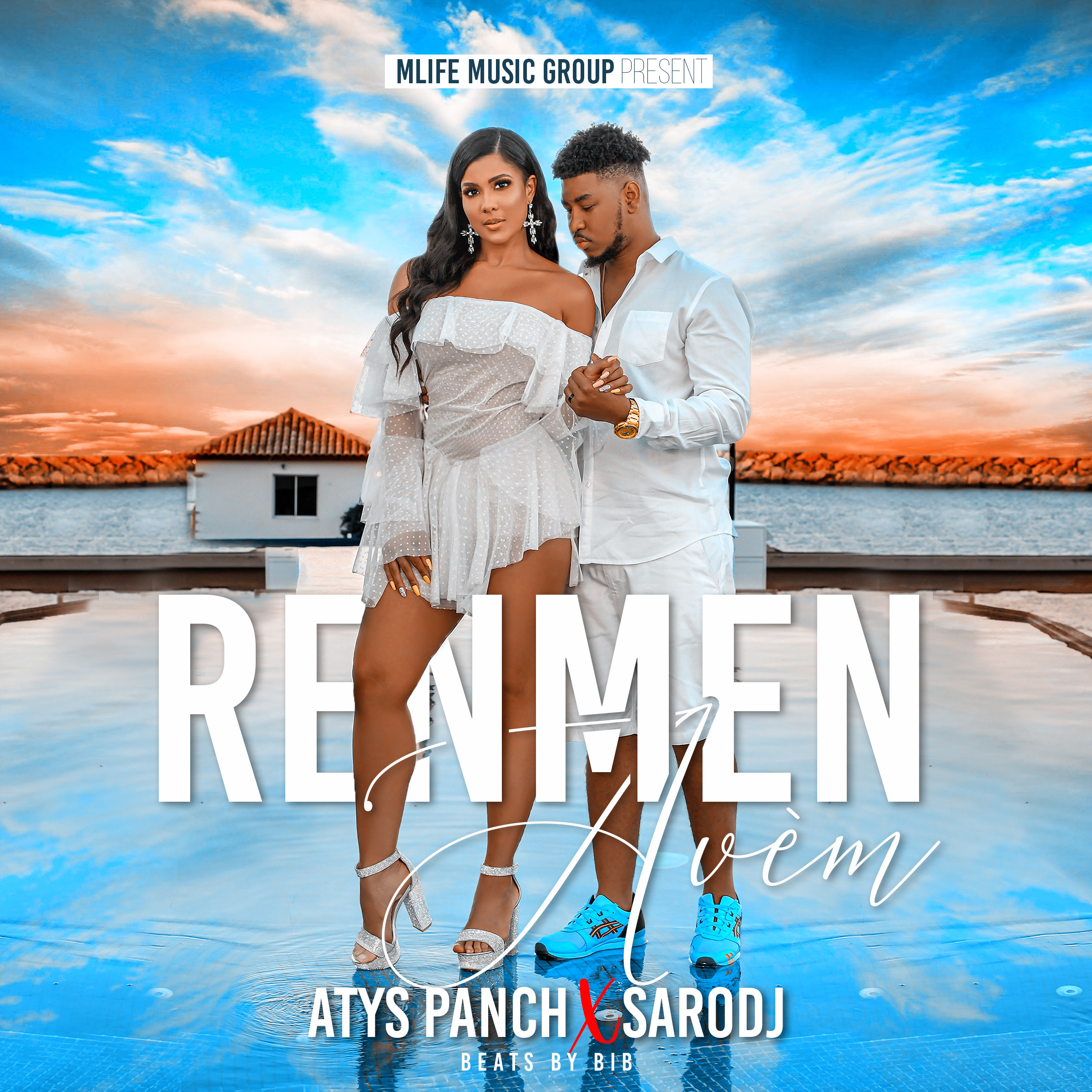 """Renmen Avèm"" by Atys Panch ft. Sarodj Bertin Released by MLife Music Group"
