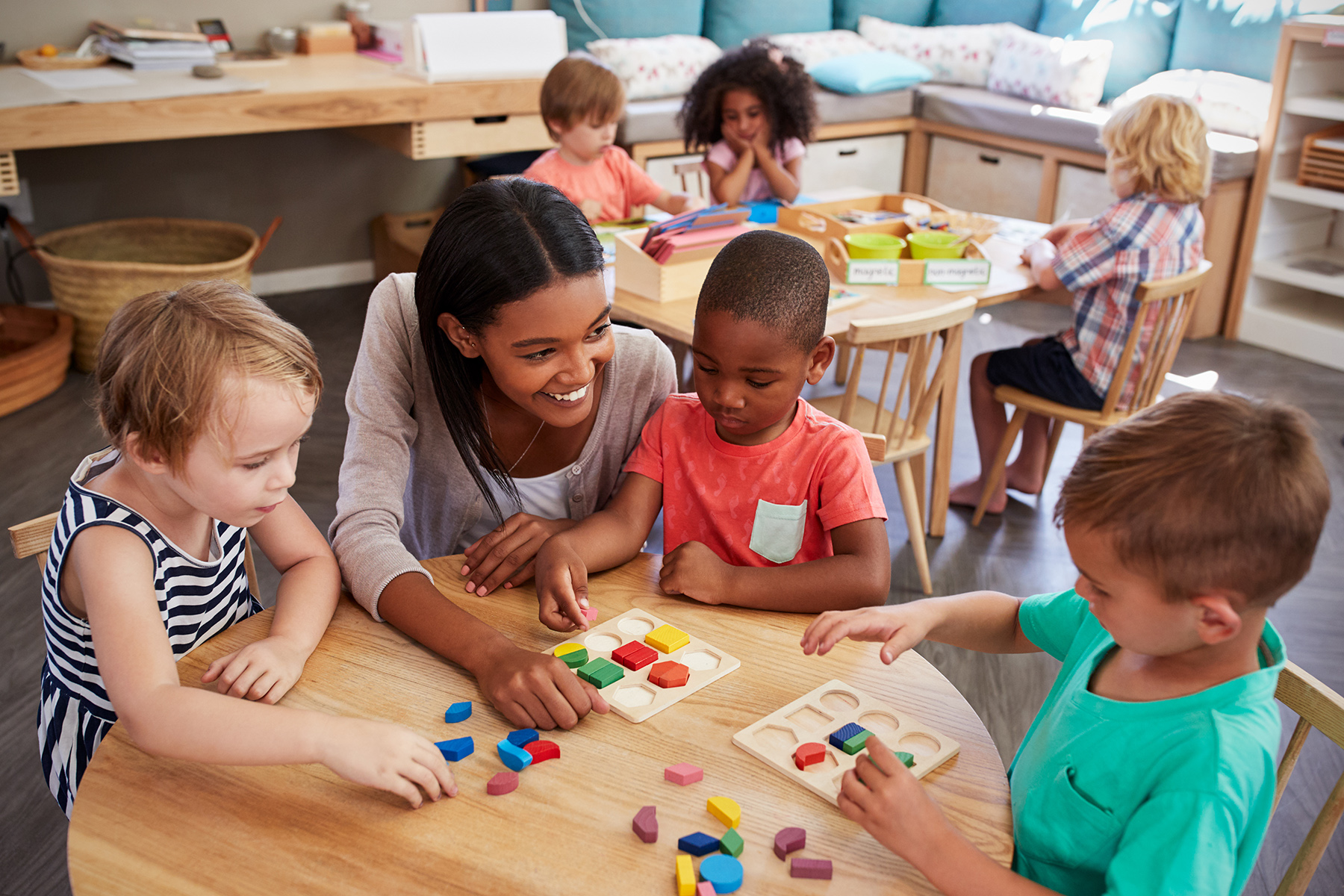 Preschool or Childcare Market to See Massive Growth by 2026 | Golden Apple Education, Crestar Education, Shanghai American School