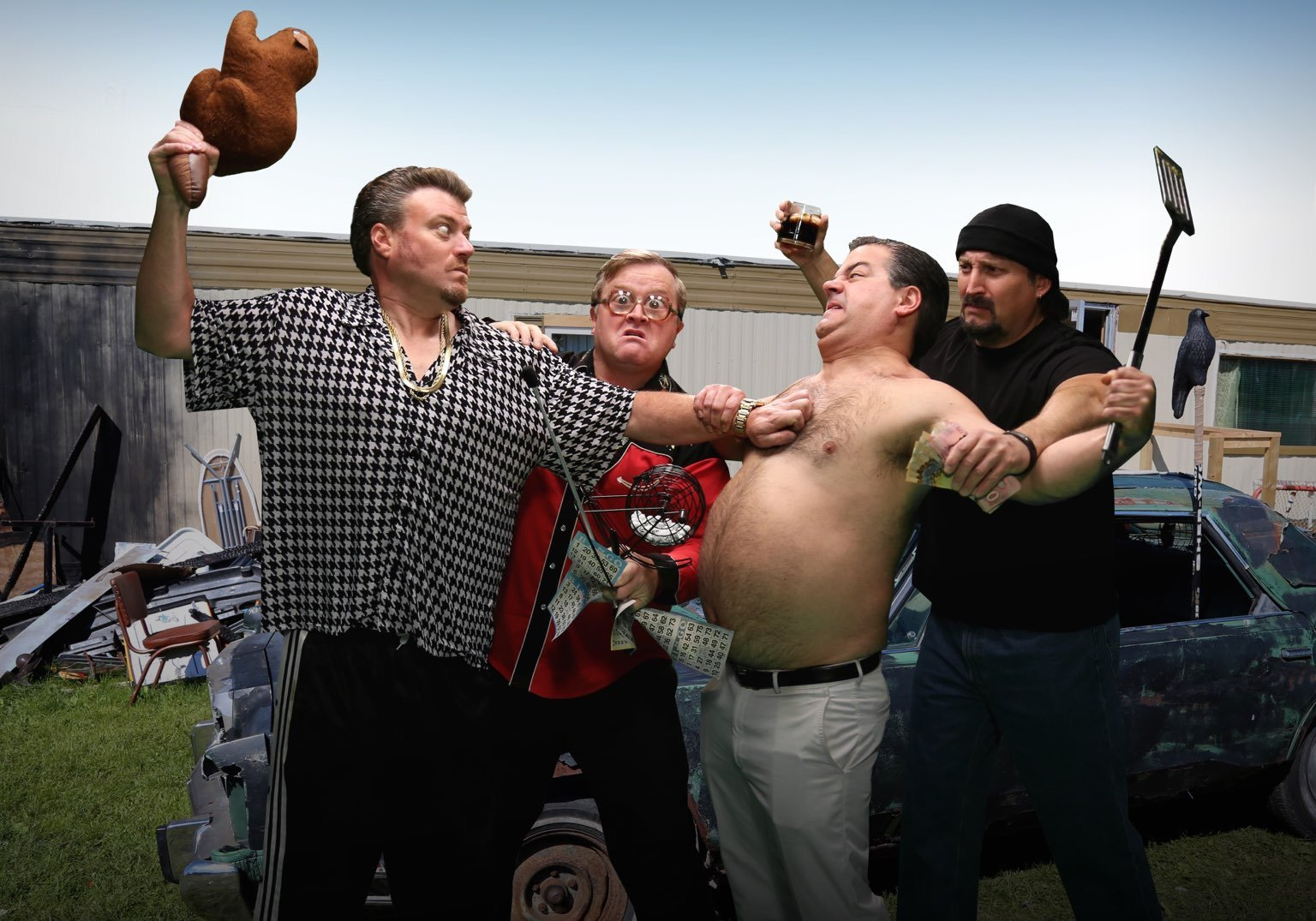Canadian Pioneers Celebrate 20 Years of Trailer Park Boys