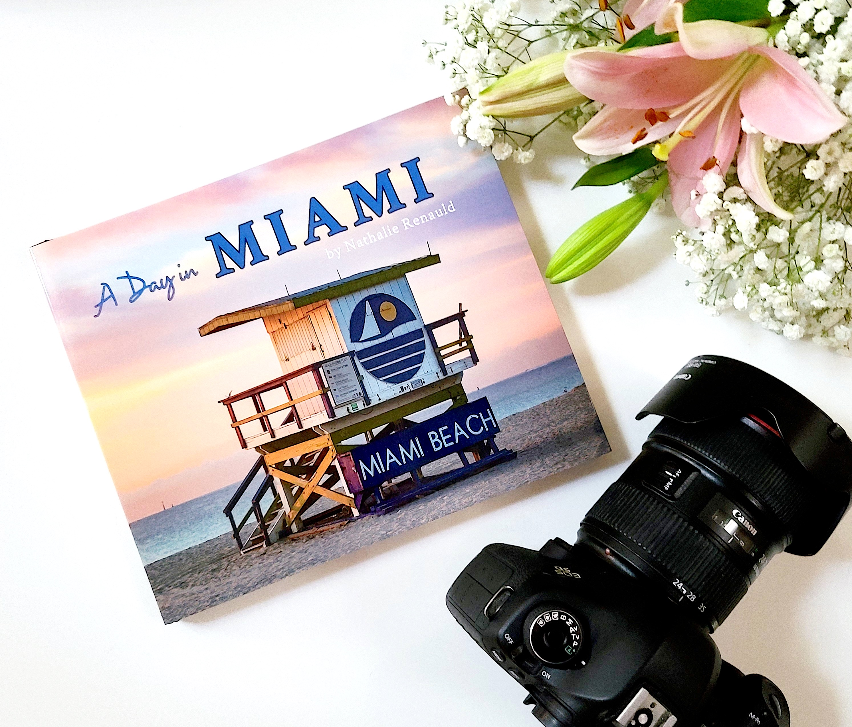 """Nathalie Renauld Launches Brand New Travel Photography Collection, """"A Day in Miami"""""""