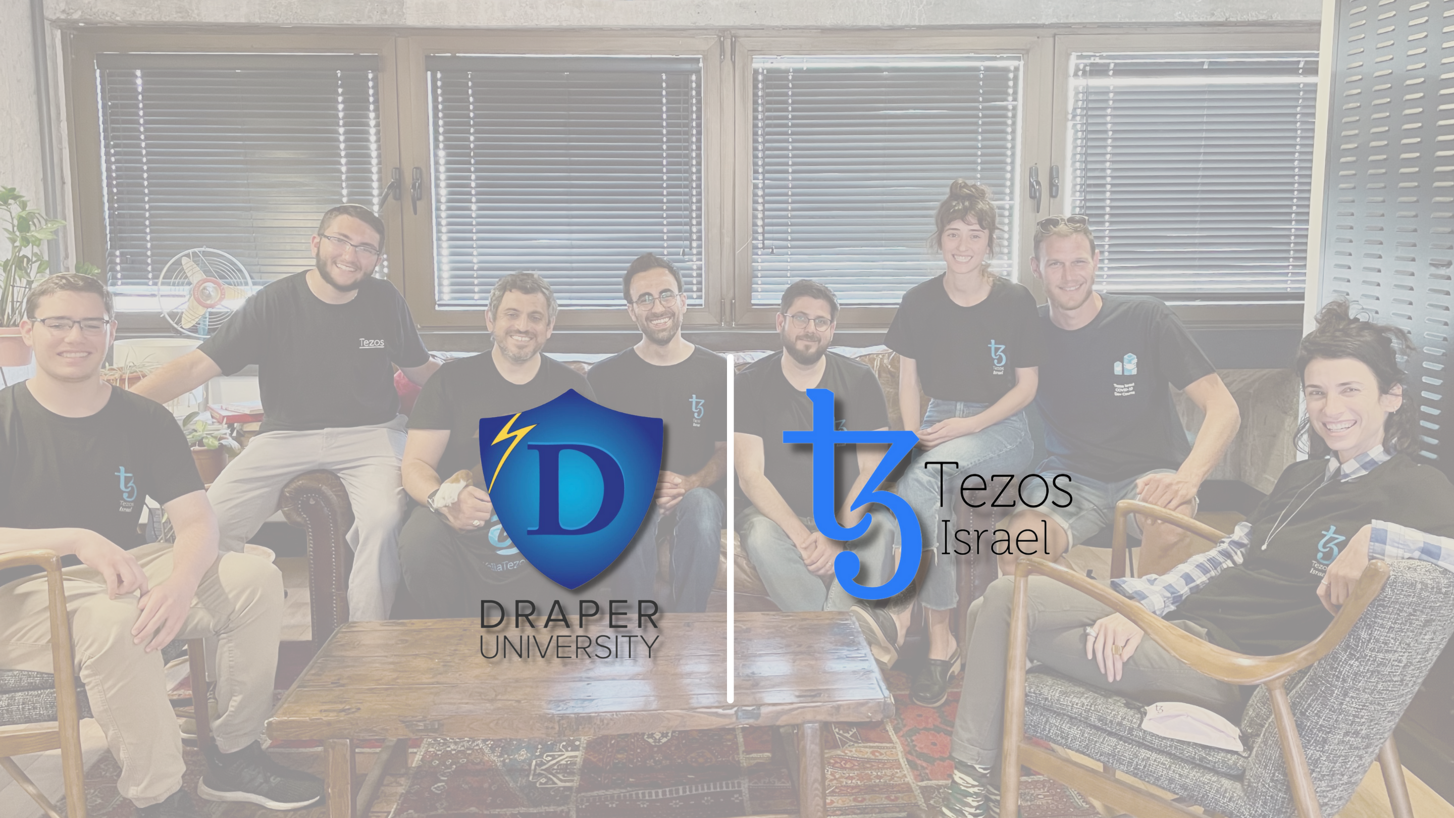 Tezos Israel and Draper University Collaborate to Empower Blockchain Startups