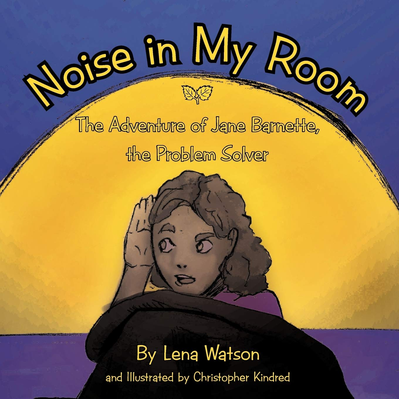"""Noise in the Room"" by Lena Watson is a Stimulating Mystery and Detective Story for Young Children"