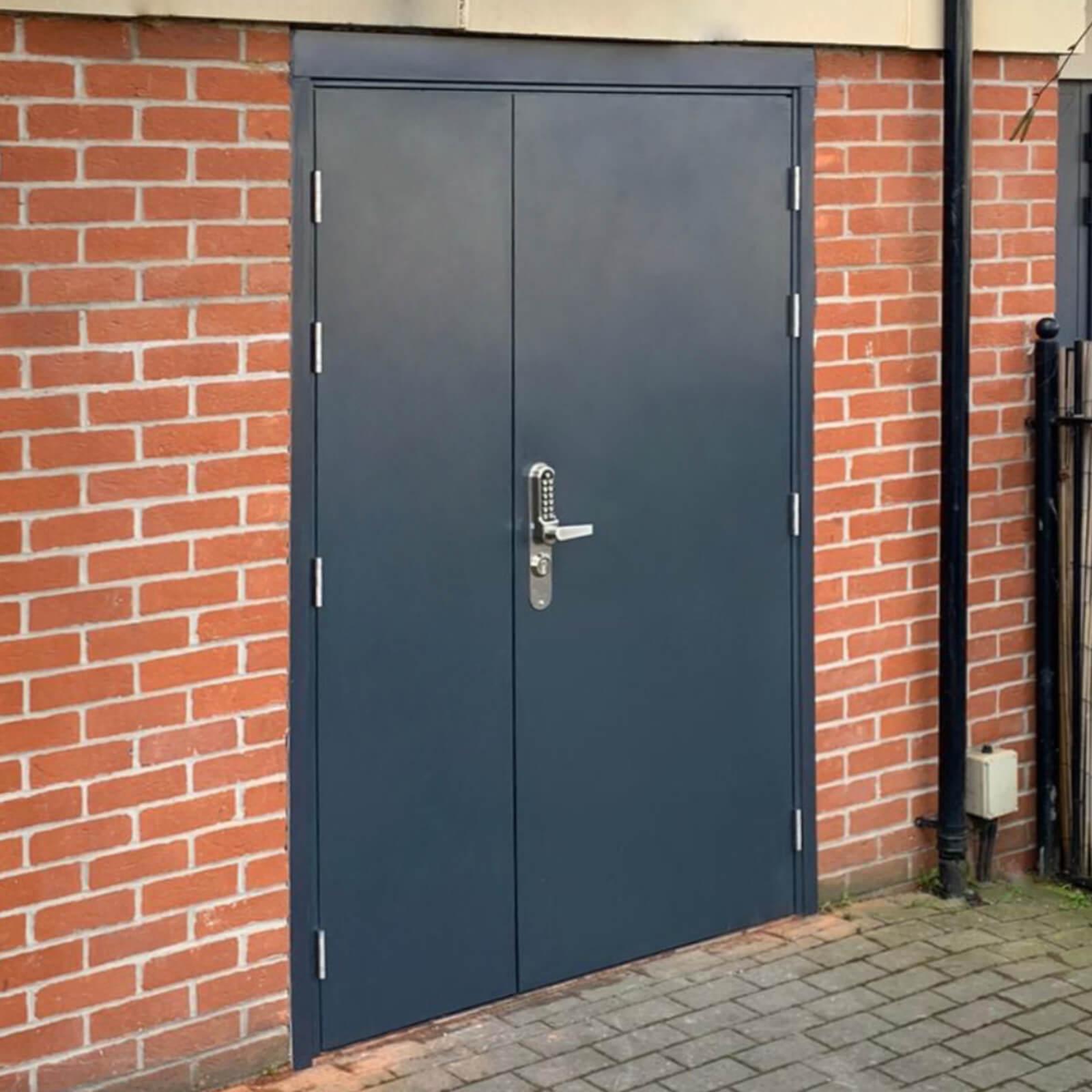 Securetec Roller Shutters Leading the Steel Security Door Market