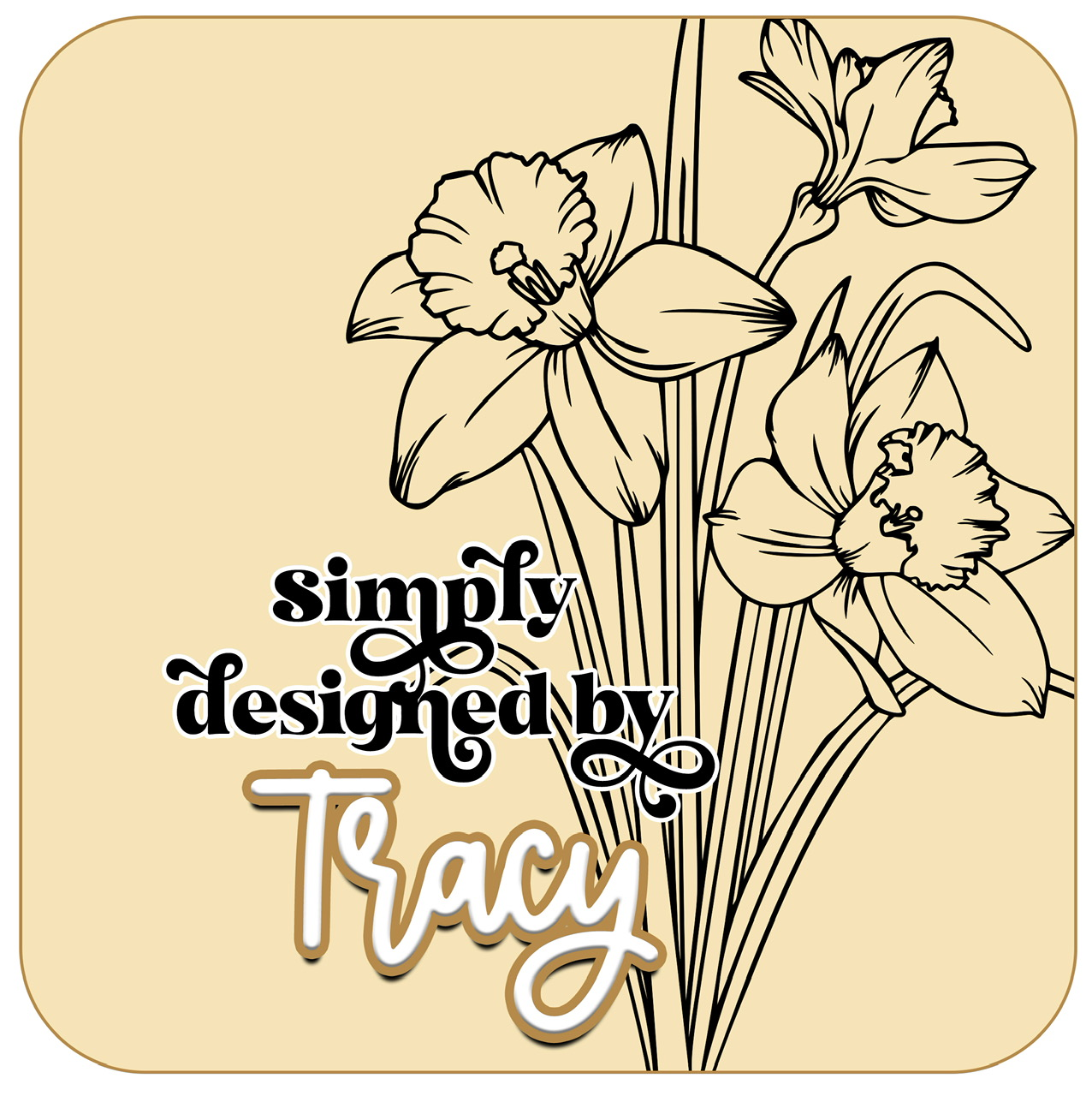 Simply designed by Tracy Adds To Her Range of Custom Signs and Items