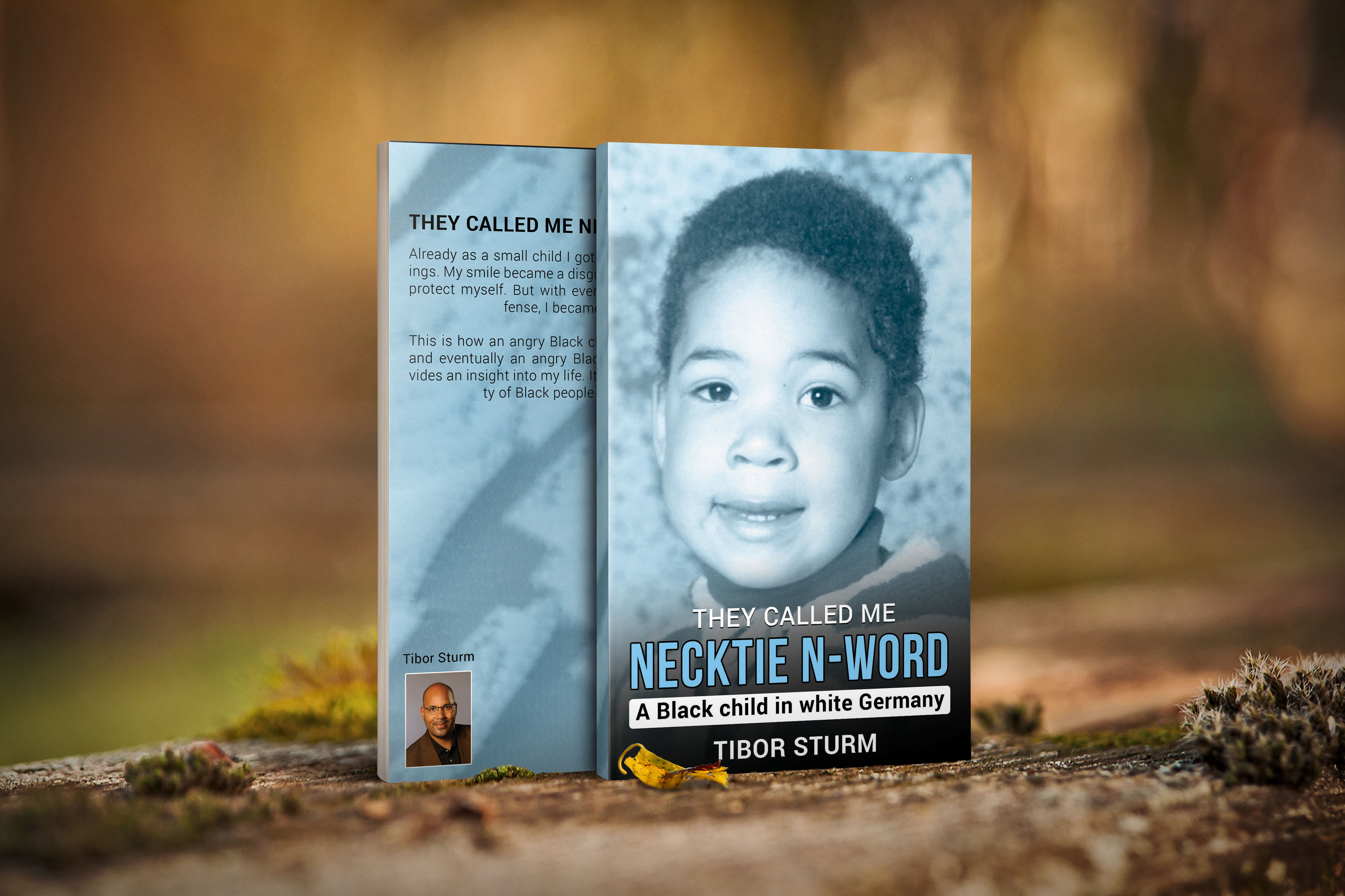 Tibor Sturm's new book highlights the harrowing experience Black people face in white-dominated environments