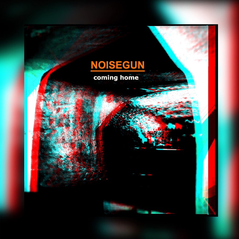 French Downtempo Song Released by Los Angeles French American Artist NoiseGun
