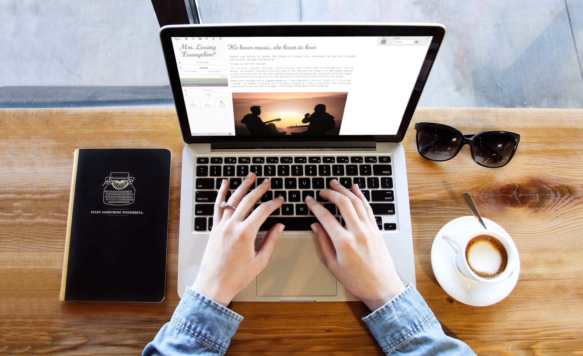 A Maverick Tool for Writers, Storyline Creator Gets More Powerful with New AI-Based Features