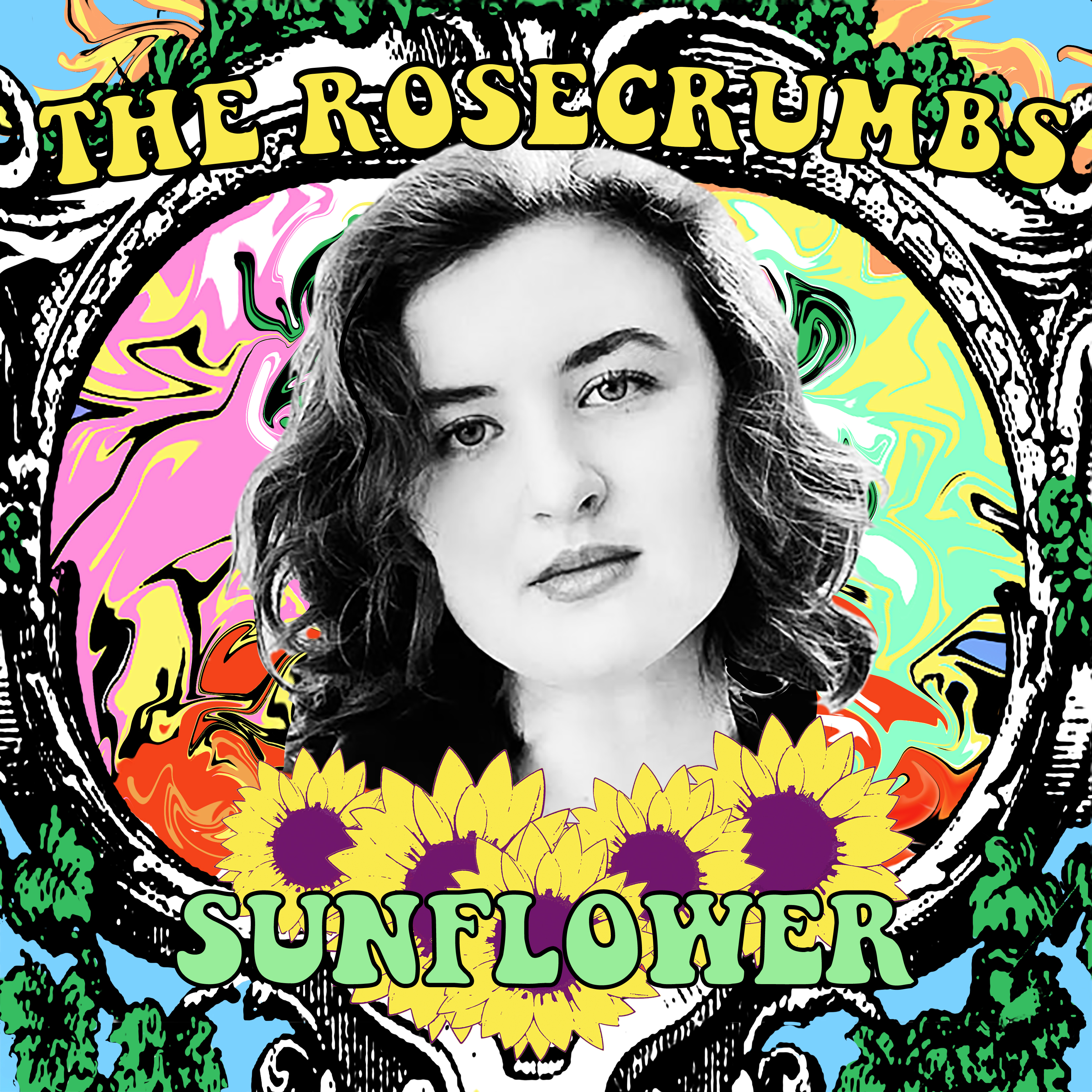 """The RoseCrumbs Featuring Devon Gordon and Stephen Perkins (Jane's Addiction) Highly Anticipated Debut Single """"Sunflower"""" Now Available Worldwide"""
