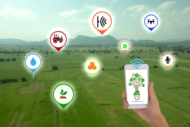Connected Agriculture Market to Eyewitness Massive Growth by 2025 | Microsoft, IBM, Trimble